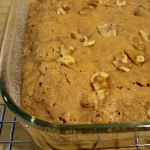 banana oatmeal cake